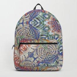Jungle Kaleidoscope Backpack