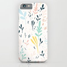 Plants and spikes iPhone 6s Slim Case