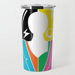 Gemini Sisters Travel Mug
