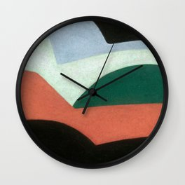 Traffic Jam Wall Clock