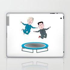 Trump and Kim Jong Un Laptop & iPad Skin