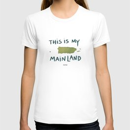This is my mainland T-shirt