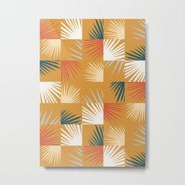 Desert Tropical 04 Metal Print