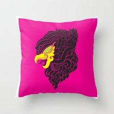 Sherock logo Throw Pillow