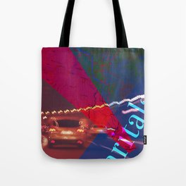Story of the Roads - 3 Tote Bag