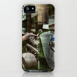 SRC Preparations. Racecar Rebels. Race Three iPhone Case
