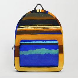 Leon Spilliaert Marine Backpack