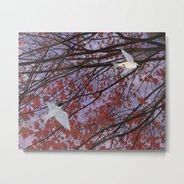 astral autumn Metal Print