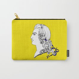 Louis XV cameo portrait Carry-All Pouch
