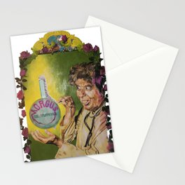 Thank you Morgus, For Being So Magnificent Stationery Cards