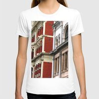 melbourne T-shirts featuring Melbourne Heritage by Carmen