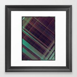 op Framed Art Print