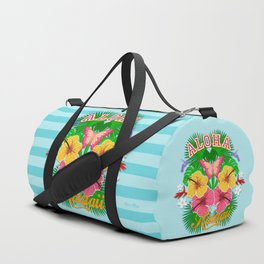 Aloha Hawaii Duffle Bag