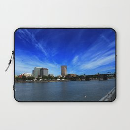 Portland Waterfront Laptop Sleeve