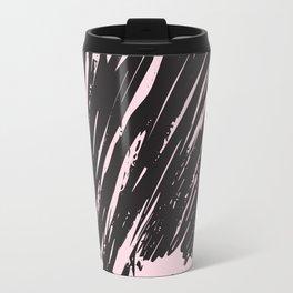 I spilled my chocolate! /geometric series Travel Mug