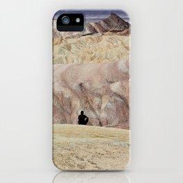 Zabriskie Point iPhone Case