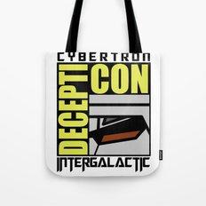 Decepti-Con Tote Bag
