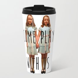 Come play with us Travel Mug