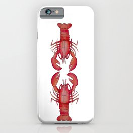 Lobster: Fish of the World iPhone Case