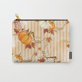 Autumn Pattern 06 Carry-All Pouch