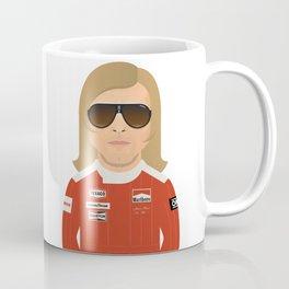 James Hunt Coffee Mug