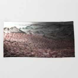 Our Death Valley Beach Towel