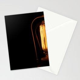 Darkest light Stationery Cards