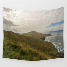 Bray Head Valentia Island, Co.Kerry, Ireland Wall Tapestry