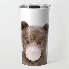 Bubble Gum Bear Cub Travel Mug
