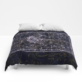 Gemini, Constellation map, Zodiac, Sign sky, Stars, Universe, astrology, astrological, signs, birth Comforters