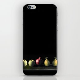 Holiday Fruit Photographic Pattern #1 iPhone Skin