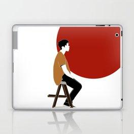 night reflection Laptop & iPad Skin