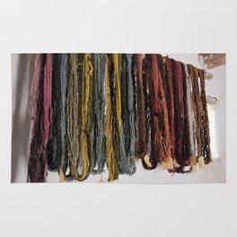 Yarn Work Rug