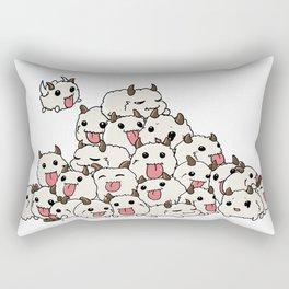 Bunch of poros Rectangular Pillow