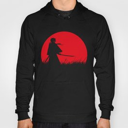Samurai X Hoody