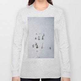 Snow #1 Long Sleeve T-shirt