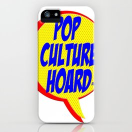 Pop Culture Hoard.com iPhone Case