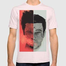 Tyler Durden V. the Narrator T-shirt