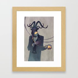 Daddy Framed Art Print