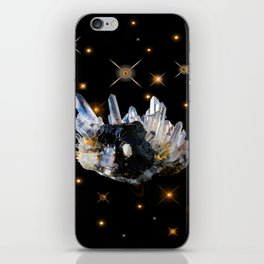 Star Aura Quartz iPhone Skin
