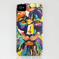 The King iPhone (4, 4s) Slim Case