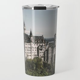 Neuschwanstein fairytale Castle - Landscape Photography Travel Mug
