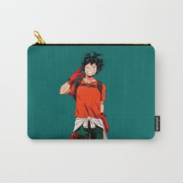 Izuku Midoriya Hearing Music Carry-All Pouch