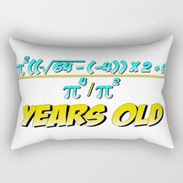 30 Years Old Birthday Idea Rectangular Pillow