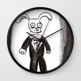 Mr Hunny Bunny Wall Clock