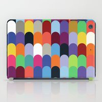 onward iPad Cases featuring Onward Series: Soirée by Designer Ham