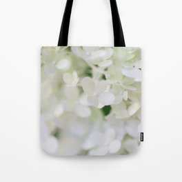 Hydrangea in Full Bloom -Flower Photography Tote Bag