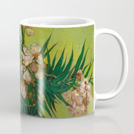 "Vincent Van Gogh ""Oleanders"" Coffee Mug"