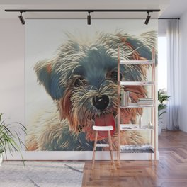 Cutest Puppy Ever Wall Mural