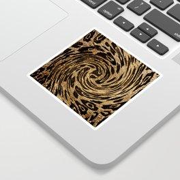 Animal Print Leopard Sticker